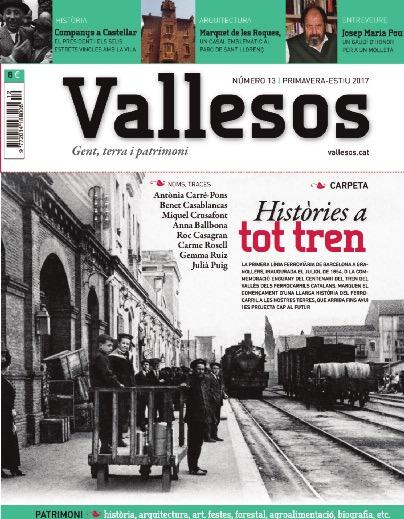 Vallesos 13 - Històries a tot tren