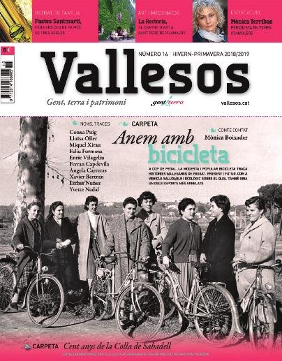 Vallesos 16 - Anem amb bicicleta