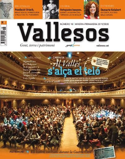 Vallesos 18 - Al Vallès s'alça el teló